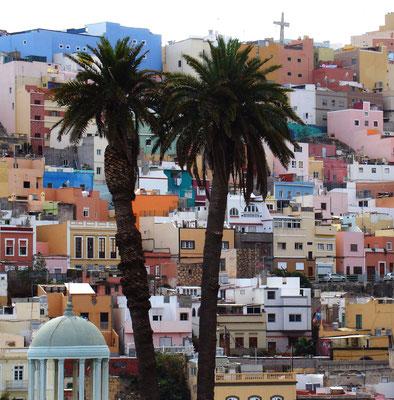Las Palmas, Stadtviertel San Juan
