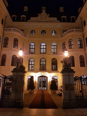 Grand Hotel Taschenbergpalais, 5-Sterne-Hotel