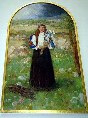 Gemälde in der Parrocchia Sant Andrea Apostolo