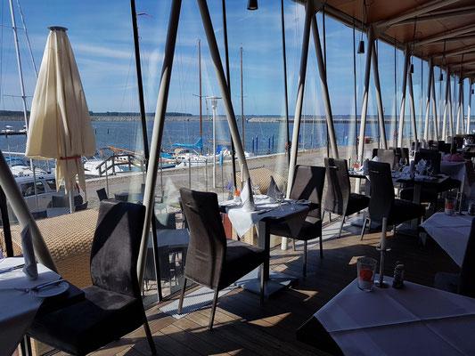 Hotel Speicher Barth, Restaurant