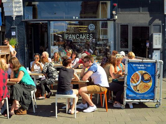 Restaurant Pancakes Amsterdam Centraal