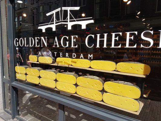 Golden Age Cheese Store (goldenagecheesestore.com) (Damrak 62, Singel 490, Damstraat 17)