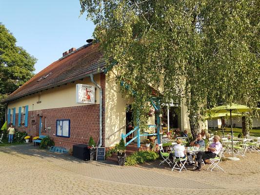 Kolonisten-Kaffee Martina Herrlich-Gyrzan in Neulietzegöricke