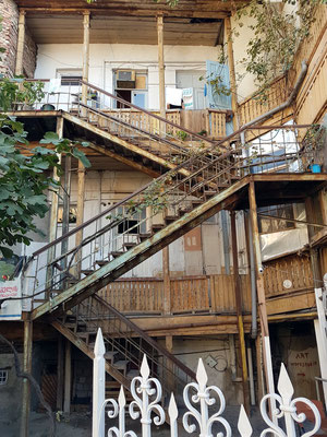 Altstadt von Tbilisi