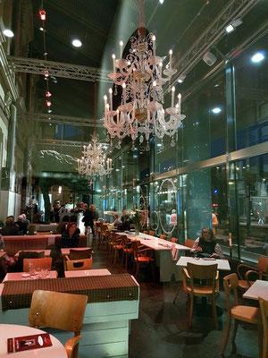 Concertgebouw, Café