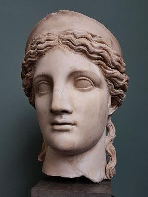 Göttin Juno, 1. Hälfte des 2. Jh. AD, Marmor