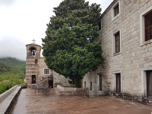 Klosteranlage von Podmaine
