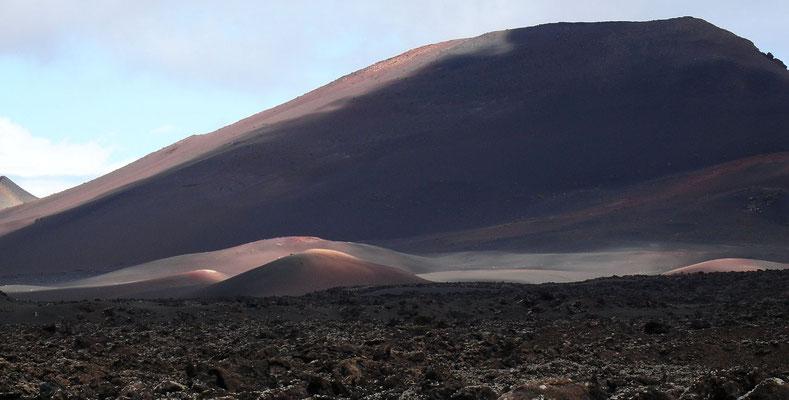 Montañas del Fuego, nördlich von Yaiza