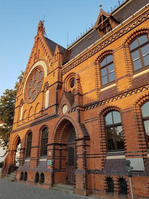 Gymnasium Friderico-Francisceum in Bad Doberan, 1879 von Großherzog Friedrich Franz II. als Progymnasium gegründet