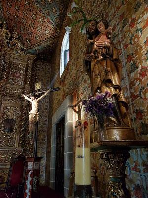 Las Palmas, in der Ermita de San Telmo