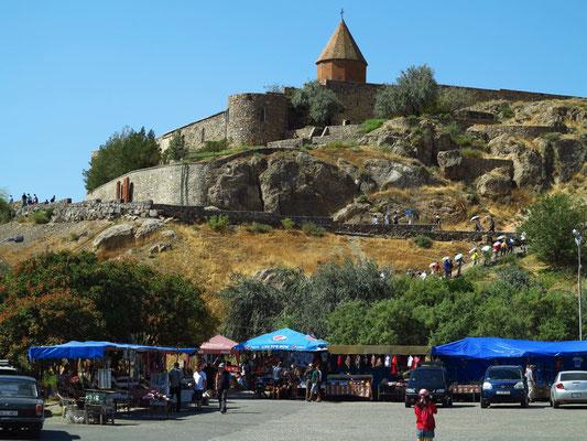 Klosteranlage Chor Virap