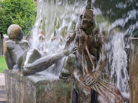 """Südbrunnen """"Lebensalter"""""""