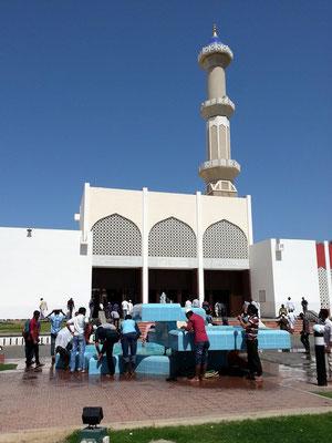 Sultan Qabus Moschee in Ruwi