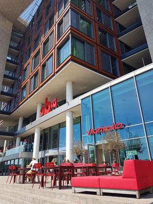 Restaurant Vapiano, Oosterdockskade 145