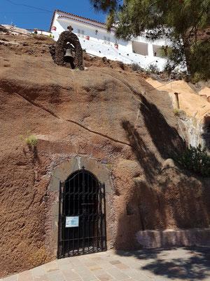 Höhlenkirche Ermita de la Cuevita