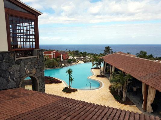 Fünf-Sterne-Hotel Meliá Hacienda del Conde