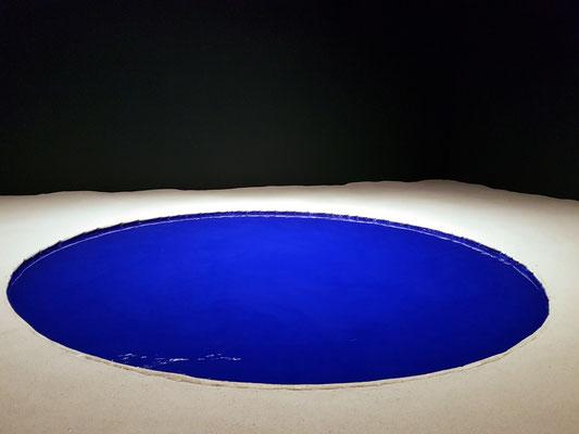 Pamela Rosenkranz (1979, CH): Sky Pool, 2017