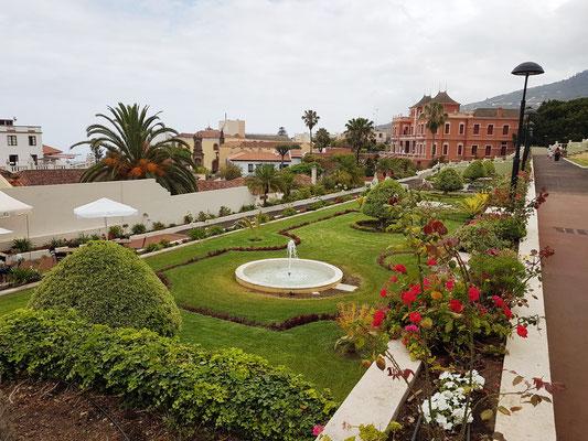 Jardínes Victoria
