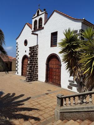 Iglesia Nuestra Señora de La Luz in Villa de Garafía