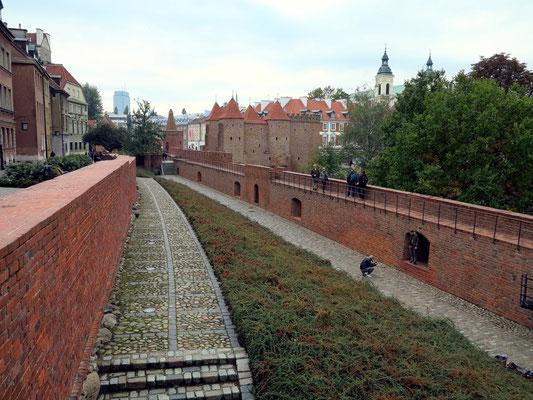 Stadtmauer der Altstadt