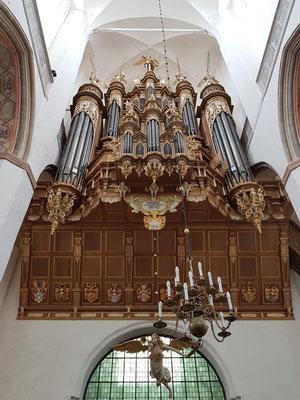 St.-Marien-Kirche, Stellwagen-Orgel (2008)