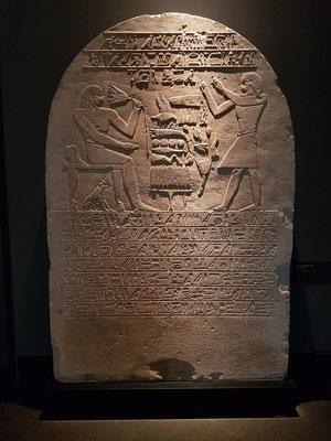 Stele von General Antef, ca. 2050 BC