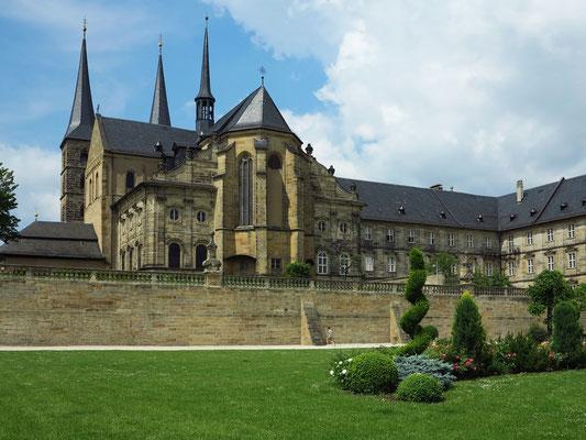 Kloster St. Michael, 1015 gegründet, erste Blüte im 12. Jahrhundert unter Bischof Otto