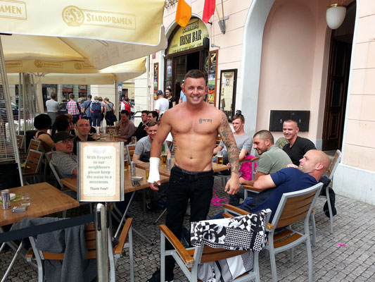 Irish Pub, Nähe Altstädter Markt