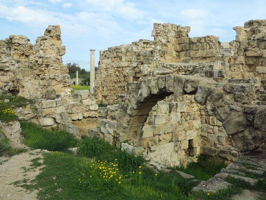 Die Therme von Salamis