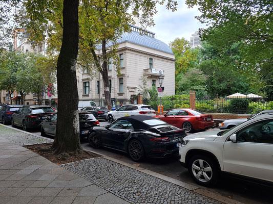 Käthe-Kollwitz-Museum in der Fasanenstraße 24
