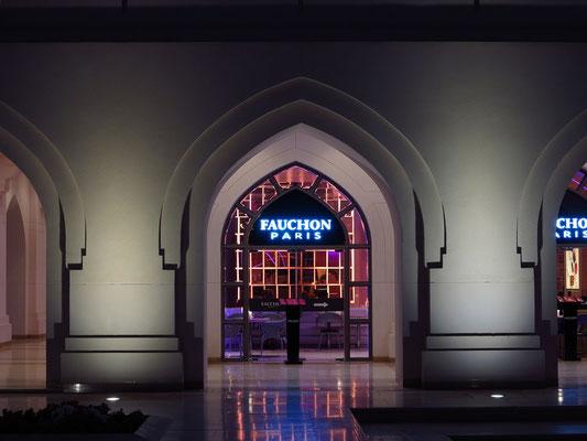 Gehobener Gastronomiebetrieb in der Opera Galleria: FAUCHON Paris, référence du luxe alimentaire et de l'épicerie fine