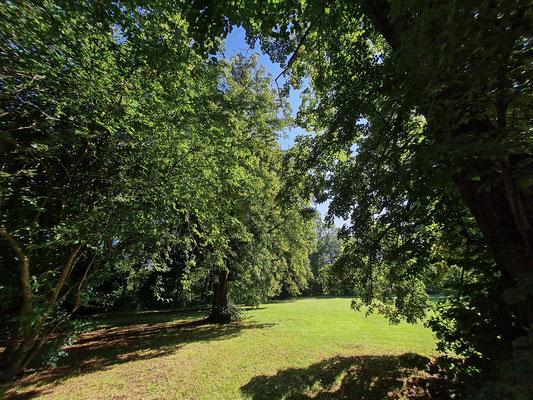 Im Schlosspark Gotha