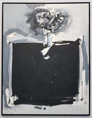 Antonio Saura (1930 - 1998), Le Grand Curé, ca. 1959-60