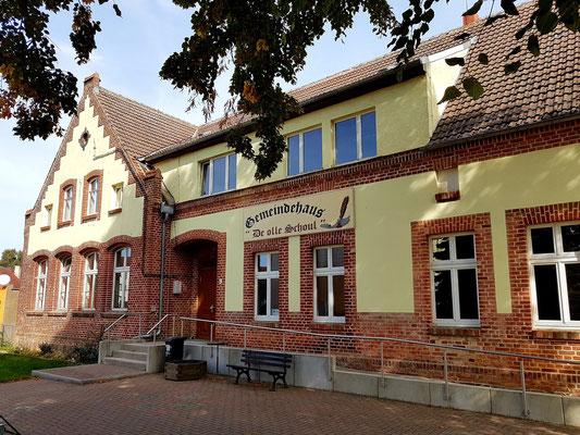 Altes Schulhaus in Krien