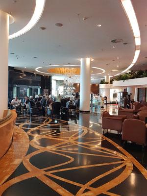Hotel Splendid, Lobby