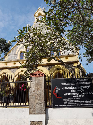 Galle Fort, Methodistische Kirche