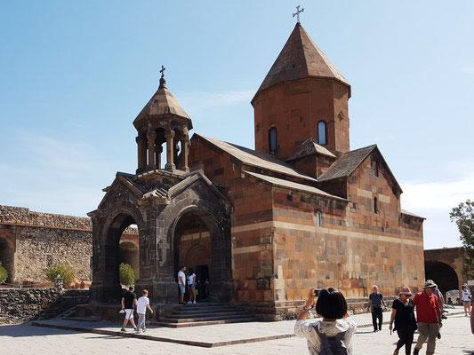 Die Muttergottes-Kirche Chor Virap