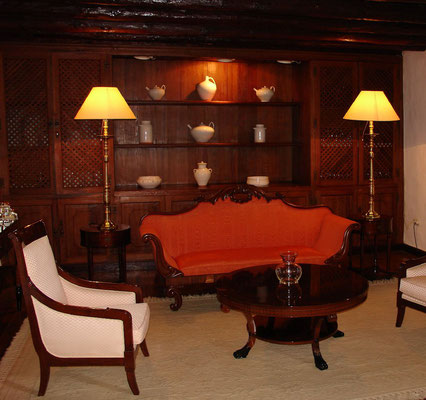 Palacio Spinola, herrschaftliches Zimmer