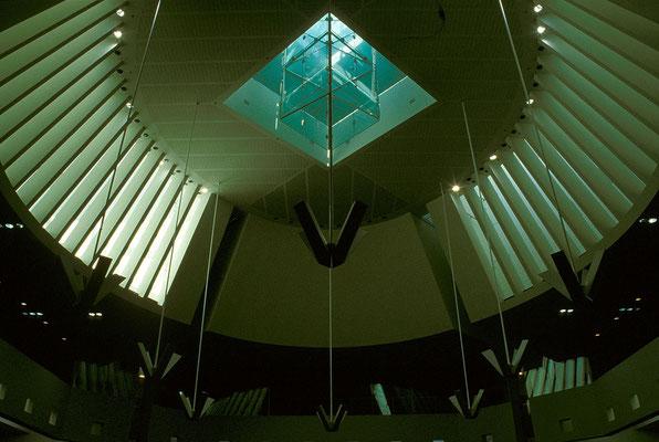 AUS Canberra Parlament, Senate Chamber