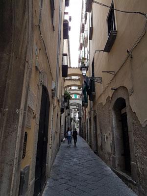 Altstadt von Salerno