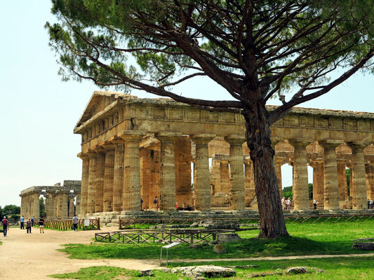 Paestum, Neptuntempel