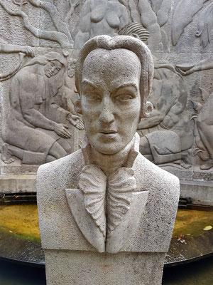 Alonso de Nava y Grimón, VI. Marqués Villanueva del Prado (1757–1832), erster Leiter des Botanischen Gartens