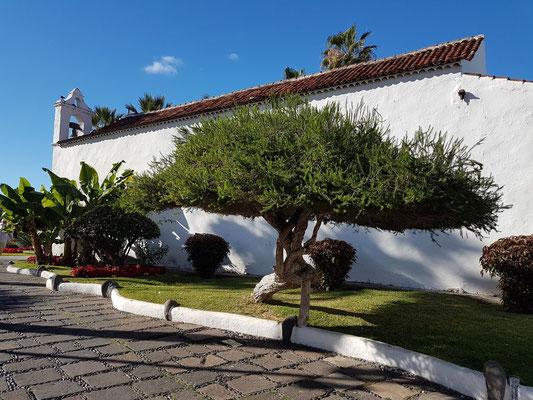 Puerto de la Cruz, Ermita San Telmo von 1780