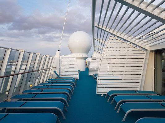 Deck 14 (Sonnendeck)