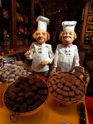 Galeries Royales Saint Hubert: Belgische Schokolade, ein wichtiger Teil der Wirtschaft und Kultur des Landes