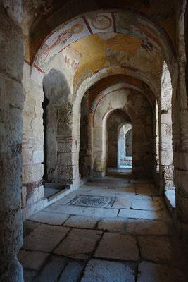 St.-Nikolaus-Kirche in Myra, vom 5. bis 12. Jahrhundert genutzt
