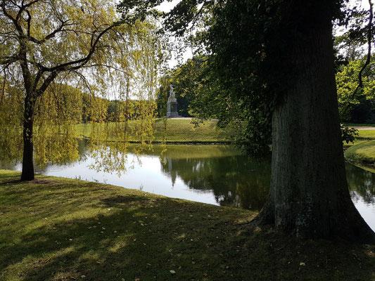 Schlosspark Neuhardenberg