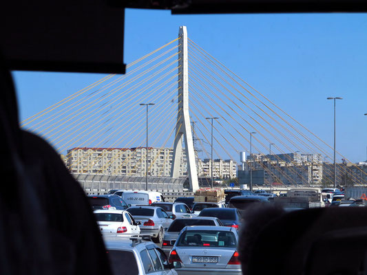 Rush Hour in Baku