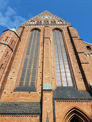Südwand des Doberaner Münsters