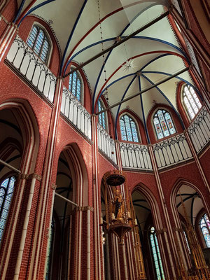 Doberaner Münster, Langschiff